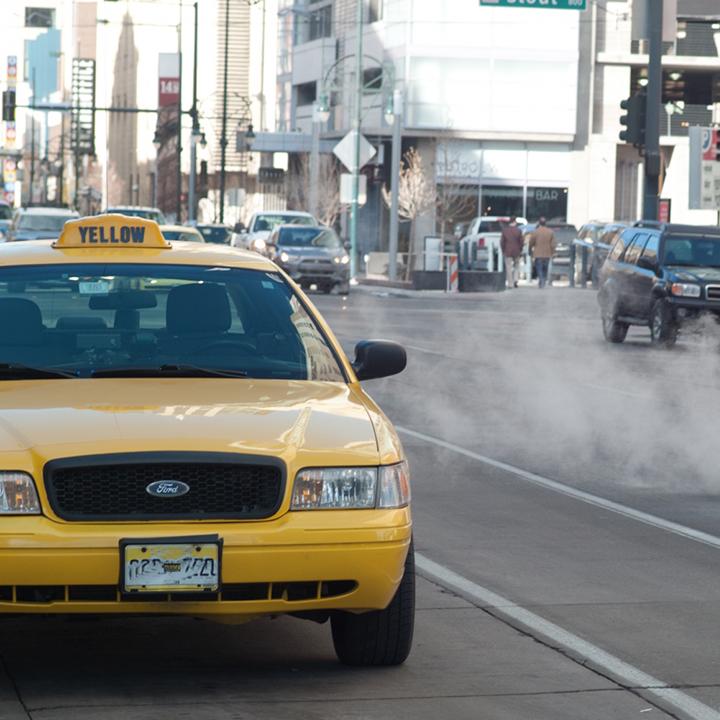 タクシードライバーの場合